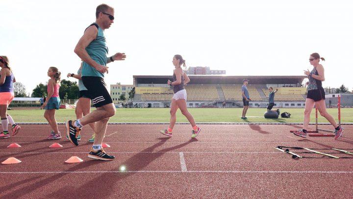 Běžecké tréninky v roce 2019