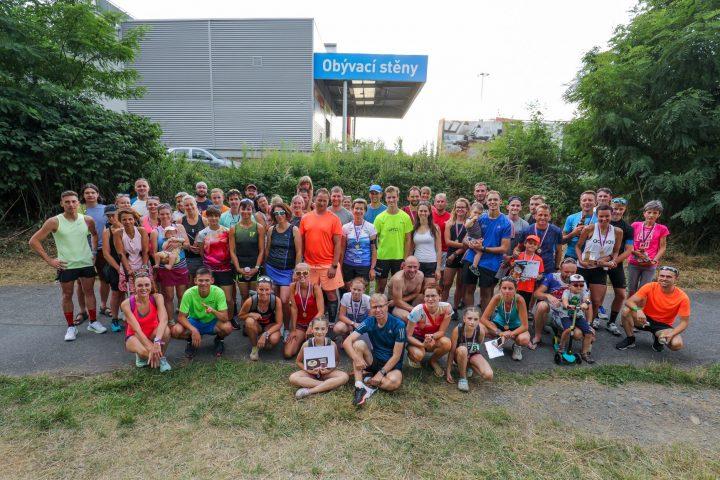 V. ZÁVOD TM RUN na 5 a 10 km a dětský běh na 1 míli 28. července 2020 ve znamení horkého počasí