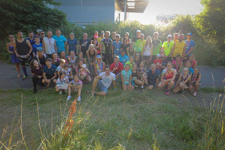 IV. ZÁVOD TM RUN na 5 a 10 km a dětský běh na 1 míli 14. července 2020 se nesl na pohodové prázdninové vlně
